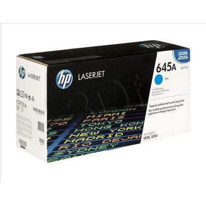 HP Toner Niebieski HP645A=C9731A, 12000 str.