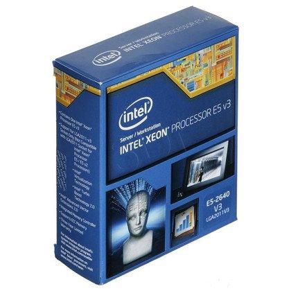 Procesor Intel Xeon E5-2640 v3 2600MHz 2011-3 Box