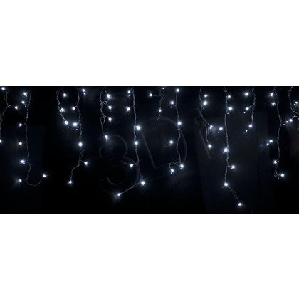 SOPLE LED AJE-ICE100/2,3M/CW/BLINK/MUL/IP44 (WYPRZ)