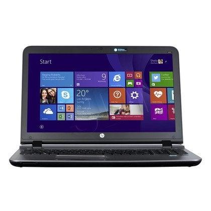"""HP ProBook 450 G3 i5-6200U 4GB 15,6"""" FHD 128GB HD 520 Win7P W10P Czarno-srebrny P4P47EA 1Y"""