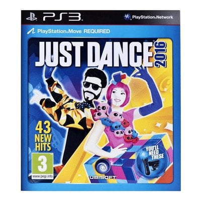 Gra GP3 Just Dance 2016