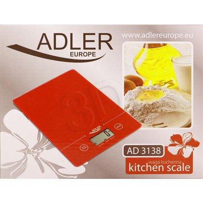 Waga kuchenna ADLER AD 3138 (czarna)