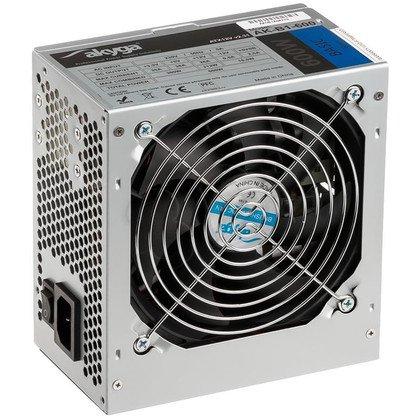 AKYGA ZASILACZ BASIC ATX 600W P4 FAN12CM 4XSATA 2xMOLEX PCI-E 6PIN