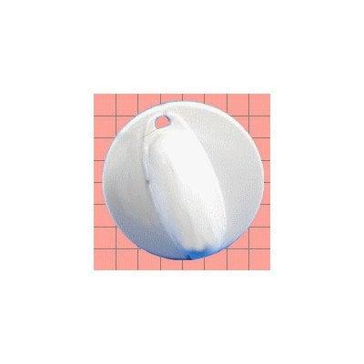 Pokrętło zegara mikrofalówki AKL białe bez wskaźnika Whirpool (481241258874)