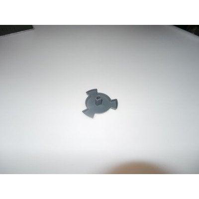 Łącznik (krzyżak) napędu talerza kuchenki mikrofalowej Whirpool (481010545579)