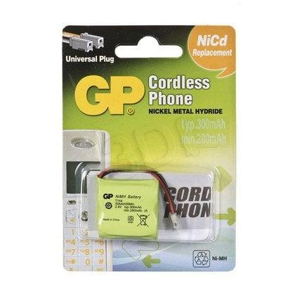 GP Akumulator do telefonów bezprzewodowych T154 AA NiMH 300mAh 1szt.