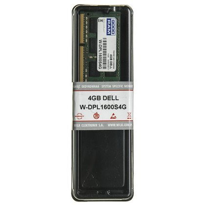 GOODRAM DED.NB W-DPL1600S4G 4GB 1600MHz DDR3