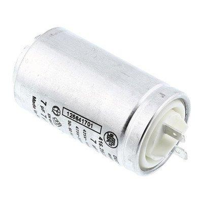 Kondensator roboczy silnika bębna do suszarki Electrolux 1256417013
