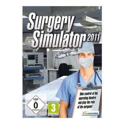Gra PC Surgery Simulator 2011 (klucz do pobrania)