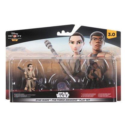 Figurka Disney Infinity 3.0 Finn i Rey Star Wars- Przebudzenie mocy