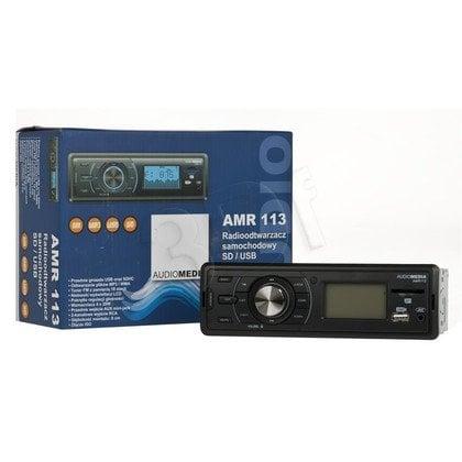 Radioodtwarzacz samochodowy AUDIOMEDIA AMR 113