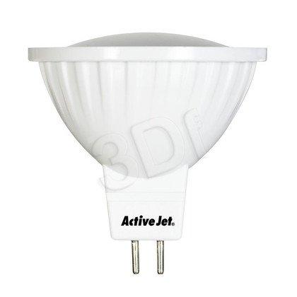 LED SMD AJE-S6053C 300lm 4W GU5,3 MR-16 barwa zimna
