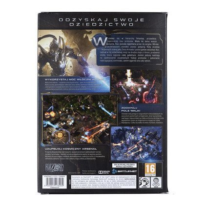 Gra PC StarCraft II Legacy of the Void