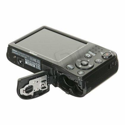 Aparat Nikon Coolpix L31 Czarny