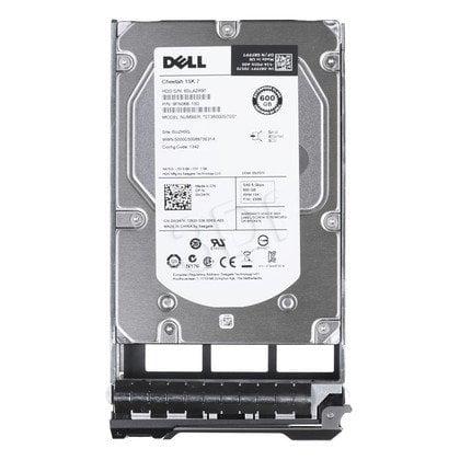 Dysk HDD DELL 400-20613 600GB SAS-6 15000obr/min Kieszeń hot-swap