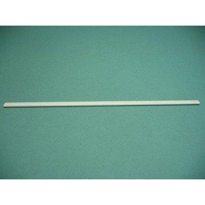 Profil półki szklanej R036 467mm biały 8039416