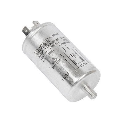 Filtr dwubiegunowy przeciwzakłóceniowy do pralki Electrolux 1105783011