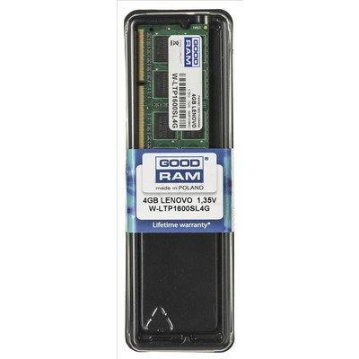 GOODRAM DED.NB W-LTP1600SL4G 4GB 1600MHz DDR3 1,35V