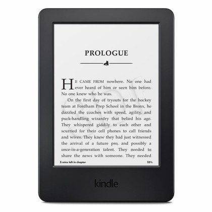 KINDLE TOUCH 7 WiFi z reklamami Model 2014