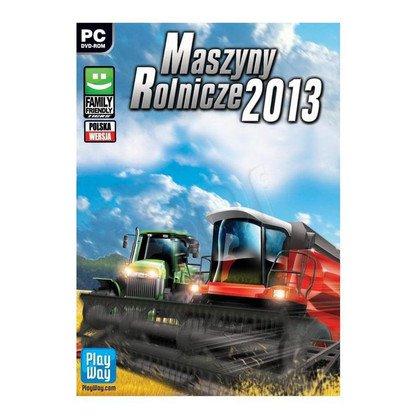 Gra PC Maszyny Rolnicze 2013: Wielkie Mistrzostwa (klucz do pobrania)