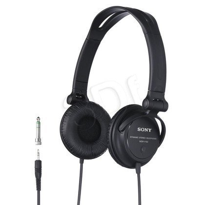 Słuchawki SONY MDRV150 /Czarne