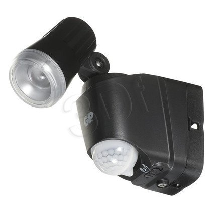 GP BEZPRZEWODOWA LAMPA LED SAFEGUARD RF1, CZARNA