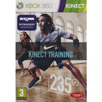 Gra Xbox 360 Nike+ Kinect Training
