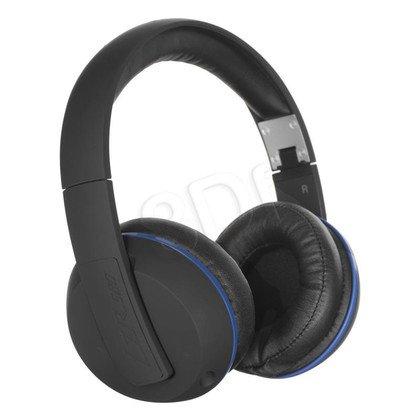 Słuchawki wokółuszne Magnat LZR 580 (czarno-niebieski)