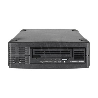 Tandberg LTO-6 HH - External bare drive, black, FC