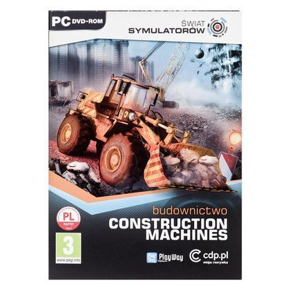 Gra PC NSS Construction Machines 2016