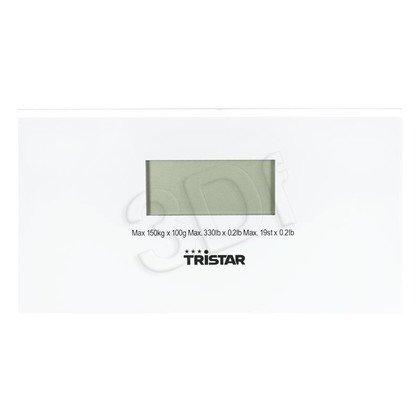 Waga łazienkowa Tristar WG-2419 (biała)