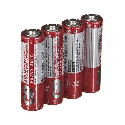GP Bateria cynkowo- węglowa R6S blister 4szt.