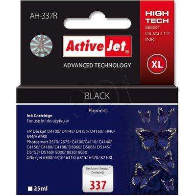 ActiveJet AH-337R (AH-364) tusz czarny do drukarki HP (zamiennik HP 337 C9364EE)