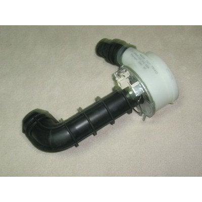 Grzałka zmywarki z korpusem Whirlpool (480131000096)