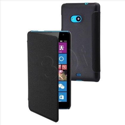 """Muvit Etui do telefonu 5"""" Lumia 535 czarne"""