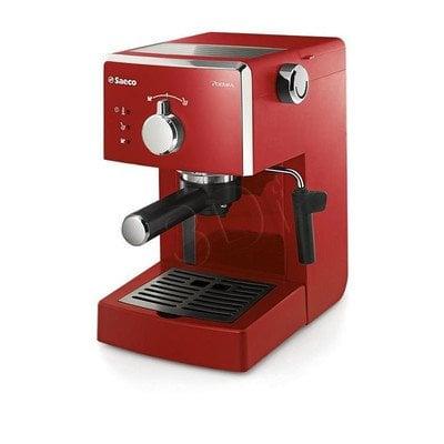 Ekspres ciśnieniowy manualny Saeco Poemia HD8423/29 (950W czerwony)