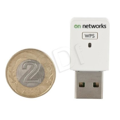 ON NETWORKS N300MA Mikro Karta WiFi USB N300