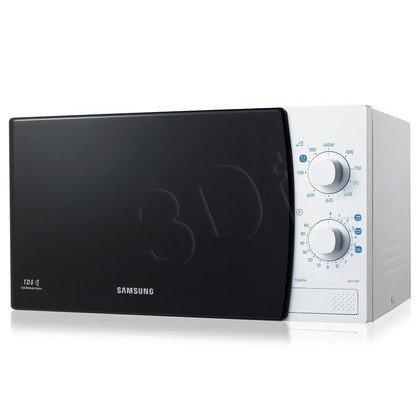 Kuchenka mikrofalowa Samsung GE711K (750W/Czarno-biały)