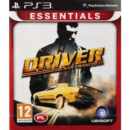 Gra PS3 Driver San Francisco Essentials