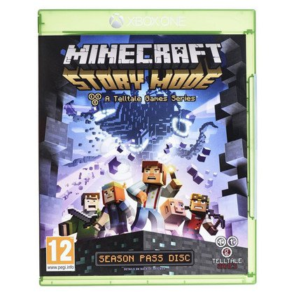 Gra Xbox ONE Minecraft Story Mode