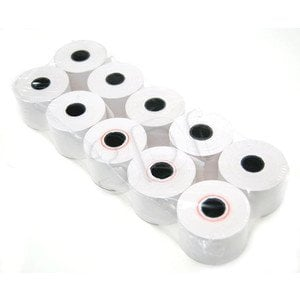 Papier w rolkach do kas i kalkulatorów