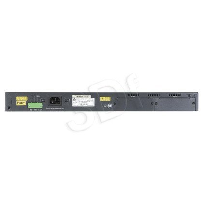 HP 5500-48G-PoE+ EI Switch w/2 Intf Slts [JG240A]