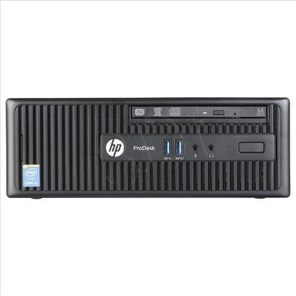 HP 400 G2.5 SFF G3260 4GB 500GB Intel HD W7P W10P M3X18EA 1Y