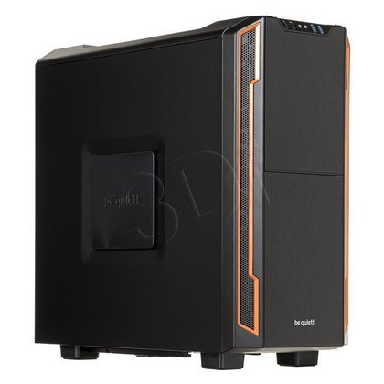 OBUDOWA BE QUIET! SILENT BASE 600 ORANGE USB3.0