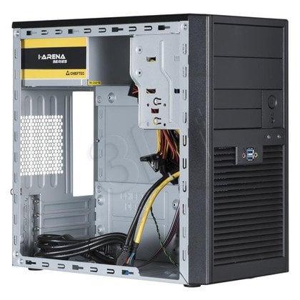 Obudowa MiniTower Chieftec SD-01B-U3-400S8 czarny