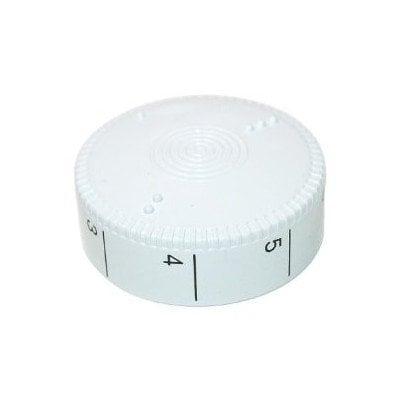 Pokrętło termostatu chłodziarki białe Whirlpool (481241359148)