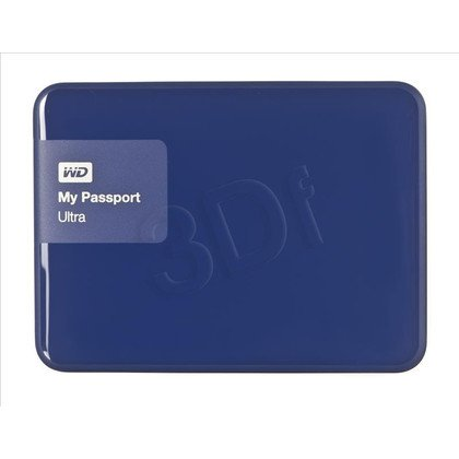"HDD WD MY PASSPORT ULTRA 1TD 2.5"""" WDBGPU0010BBL"