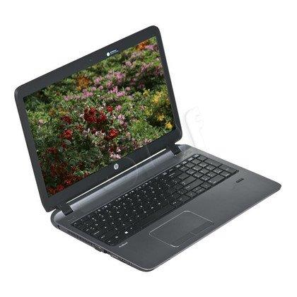 """HP ProBook 450 i5-5200U 4GB 15,6"""" FHD 500GB HD5500 Win7P Win8.1P Czarny K9K36EA 1Y"""