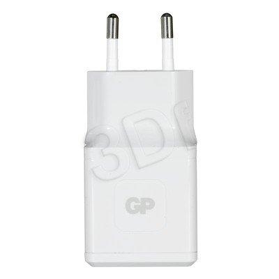 GP ŁADOWARKA USB (2.4A) BIAŁA