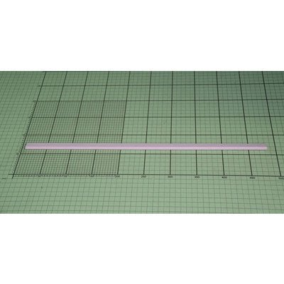 Profil półki 474mm biały (8003138)